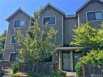 Seattle Single Family Home For Sale: 11501 26th Ave NE #B