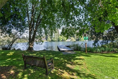 Shoreline Condo/Townhouse For Sale: 1126 N 198th St #B202