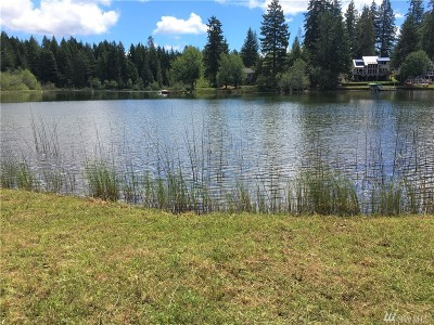 Grapeview Residential Lots & Land For Sale: 5670 E Mason Lake Dr W