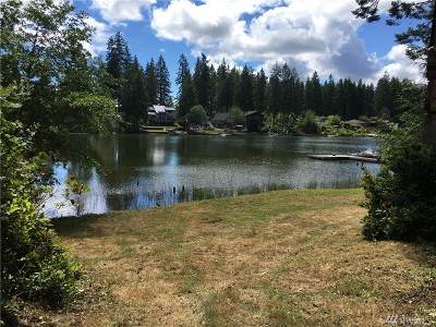 Grapeview Residential Lots & Land For Sale: 5690 E Mason Lake Dr W