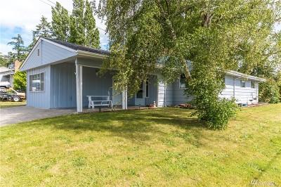 Oak Harbor Single Family Home For Sale: 1521 NE 9th Ave