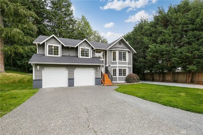 Snohomish Single Family Home For Sale: 7315 180th St SE