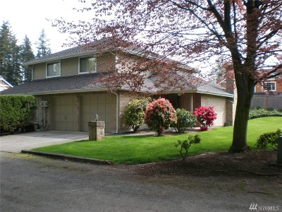 Bothell Multi Family Home For Sale: 2625 180th St SE