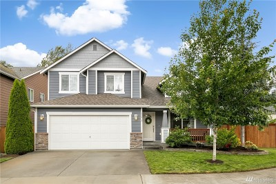 Federal Way Single Family Home For Sale: 35813 30th Ave S