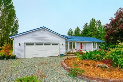 Stanwood Single Family Home Contingent: 27714 36th Ave NW