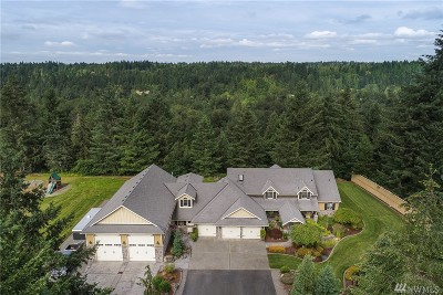 Maple Valley Single Family Home For Sale: 22207 230th Ave SE
