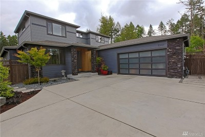 Pierce County Single Family Home For Sale: 6501 Serenity Lp