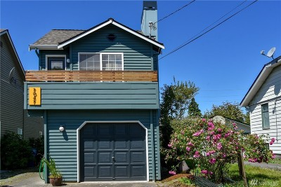 Seattle Single Family Home For Sale: 7047 10th Ave NW