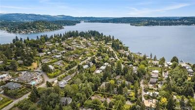 Medina Residential Lots & Land For Sale: 8212 Overlake Dr W