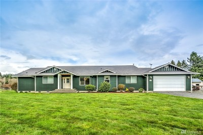 Snohomish Multi Family Home For Sale: 1020 S Machias Rd