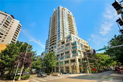 Seattle Condo/Townhouse For Sale: 2600 2nd Ave #421