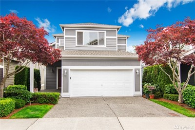 Single Family Home For Sale: 11402 NE 117th St #62