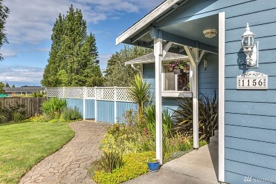 Coupeville Single Family Home For Sale: 1156 Dewey Drive