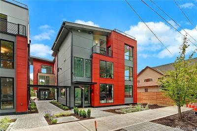 Seattle, Bellevue, Kenmore, Kirkland, Bothell Single Family Home For Sale: 763 S Homer St