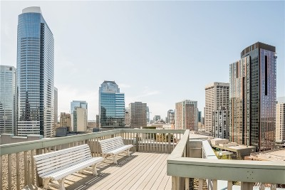 Condo/Townhouse Sold: 1400 Hubbell Place #1201