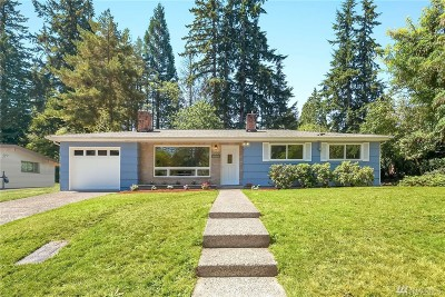 Bellevue Single Family Home For Sale: 14265 SE Eastgate Dr