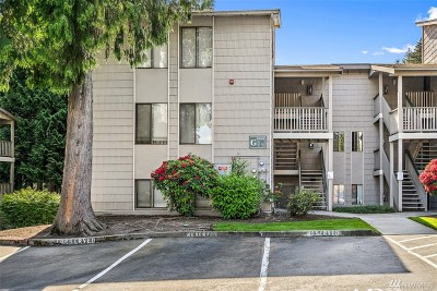 Federal Way Condo/Townhouse For Sale: 33005 18th Place S #G202
