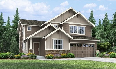 Auburn Single Family Home For Sale: 6244 S 301st S #7
