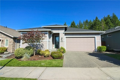 Lacey Single Family Home For Sale: 8315 Orcas Loop NE