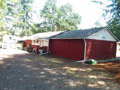 Lakewood Single Family Home For Sale: 5703 McChord Dr SW