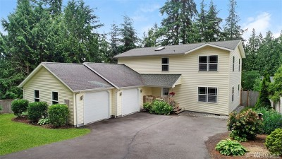Edmonds Single Family Home For Sale: 18424 88th Ave W