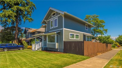 Tacoma Single Family Home For Sale: 3001 N Proctor