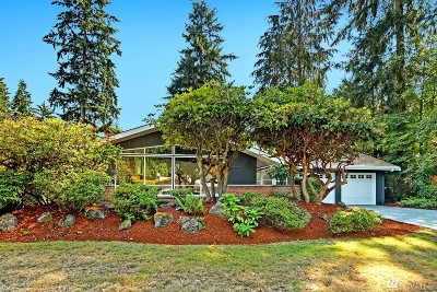 Bellevue Single Family Home For Sale: 15305 SE 20th St