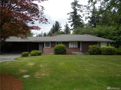 Chehalis Single Family Home For Sale: 1787 SW Fair Ave