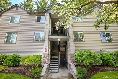 Issaquah Condo/Townhouse For Sale: 25025 SE Klahanie Blvd #C204