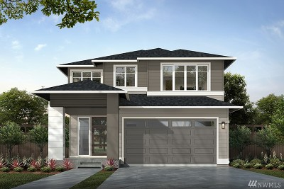 Maple Valley Single Family Home Contingent: 24047 SE 260th Place
