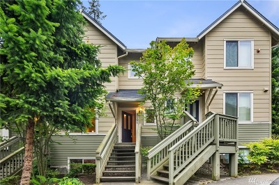Issaquah Condo/Townhouse For Sale: 2161 NW Boulder Way Dr