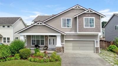 Orting Single Family Home For Sale: 1322 Hardtke Ave NE