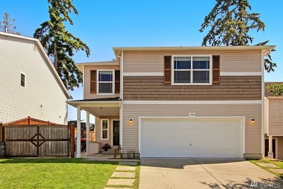 Bothell Condo/Townhouse For Sale: 17532 14th Ave SE