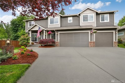 Puyallup Single Family Home For Sale: 2738 14th Street Place SW