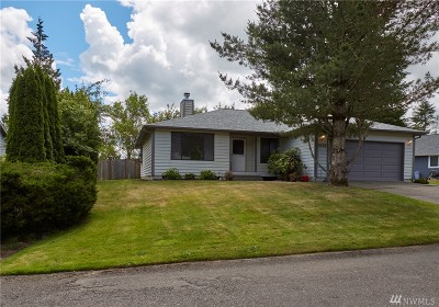 Port Orchard Single Family Home For Sale: 4132 Dover Ct