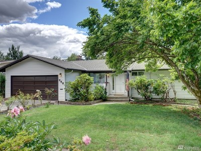 Fircrest Single Family Home For Sale: 342 Regents Blvd