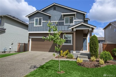 Tacoma Single Family Home For Sale: 2417 167th St Ct E