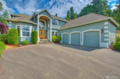 Single Family Home For Sale: 26430 97th Ave S