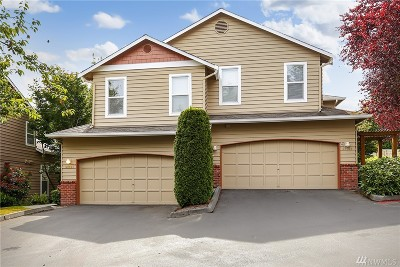 Everett Single Family Home For Sale: 5815 14th Dr W #B