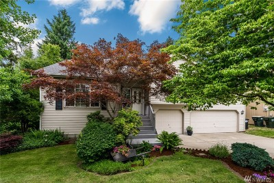 Lacey Single Family Home For Sale: 7710 48th St SE