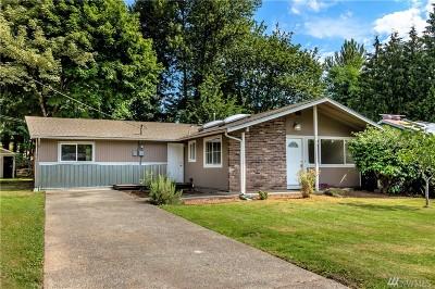 Auburn WA Single Family Home For Sale: $349,950