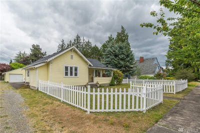Centralia Single Family Home For Sale: 405 Courtland St