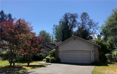 Gig Harbor Single Family Home For Sale: 1106 27th St Ct NW