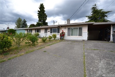 King County Single Family Home For Sale: 612 Jefferson Ave NE