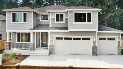 Puyallup Single Family Home For Sale: 12014 116th Ave E
