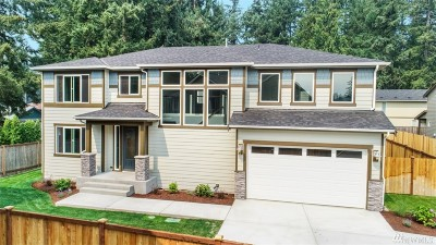 Puyallup Single Family Home For Sale: 12020 116th Ave E
