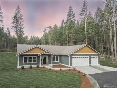 Hansville Single Family Home Pending: 38603 NE Benchmark Ave