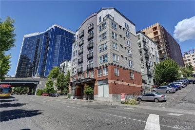Seattle Condo/Townhouse For Sale: 108 5th Ave S #404