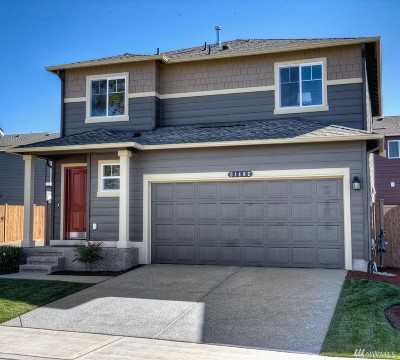 Seattle, Bellevue, Kenmore, Kirkland, Bothell Single Family Home For Sale: 1322 192nd Place SE #6