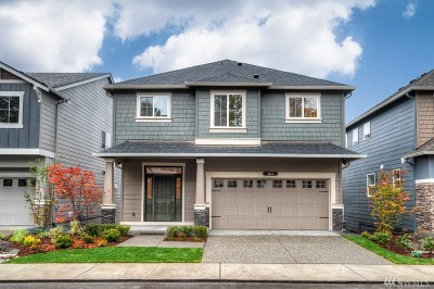 Bothell Condo/Townhouse For Sale: 1330 192nd Place SE #8
